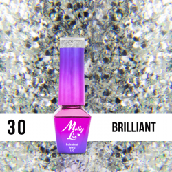 LAKIER MOLLY LAC QUEENS OF LIFE BRILLIANT 5ml nr30